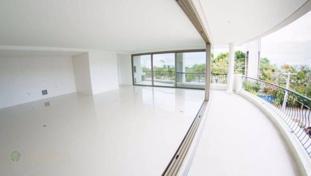Apartamento residencial à venda, jurerê internacional, florianópolis. - Foto 17