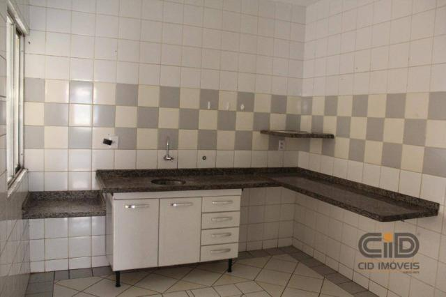 Sobrado com 3 dormitórios para alugar, 100 m² por r$ 1.400,00/mês - jardim kennedy - cuiab - Foto 19