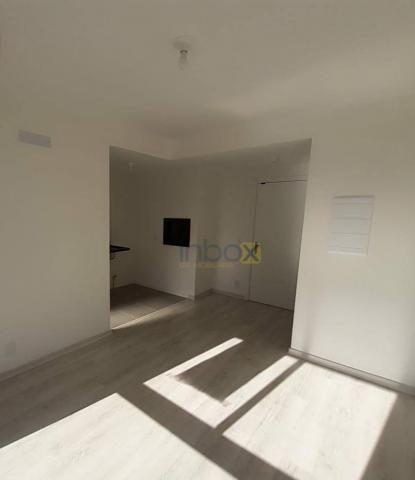 Ótimo apartamento de 1 dormitório para alugar, 42 m² por R$ 1.800/mês - Central Parque - P - Foto 3