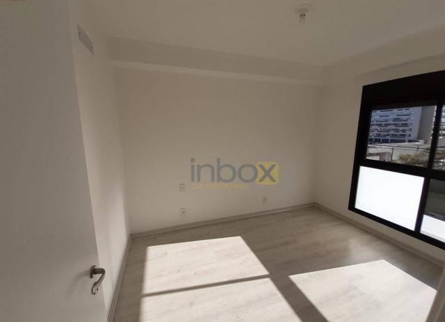 Ótimo apartamento de 1 dormitório para alugar, 42 m² por R$ 1.800/mês - Central Parque - P - Foto 2