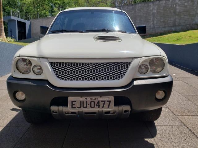 L200 GL 4x4 Diesel 2010 Repasse - Foto 6