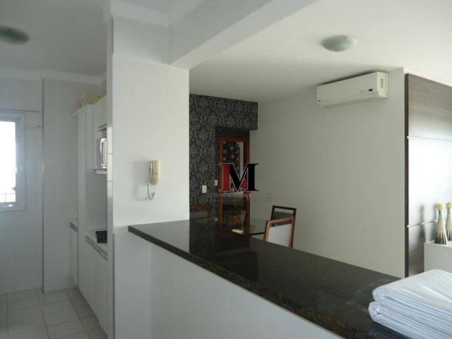 Alugamos apartamento semi mobiliado com 3 quartos em excelente localização - Foto 15