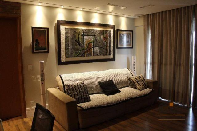 Apartamento com 4 dormitórios à venda, 141 m² por r$ 750.000 - jardim aclimação - cuiabá/m - Foto 9