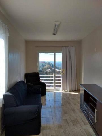 Inbox aluga: apartamento mobiliado com 2 dormitórios no bairro fenavinho - Foto 4