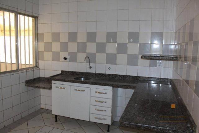 Sobrado com 3 dormitórios para alugar, 100 m² por r$ 1.400,00/mês - jardim kennedy - cuiab - Foto 20