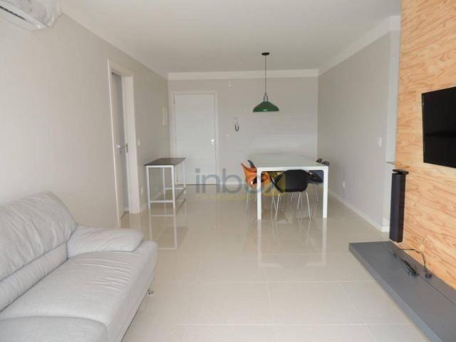 Inbox aluga - excelente apartamento de 2 dorm** suíte mobiliado na cidade alta - Foto 2