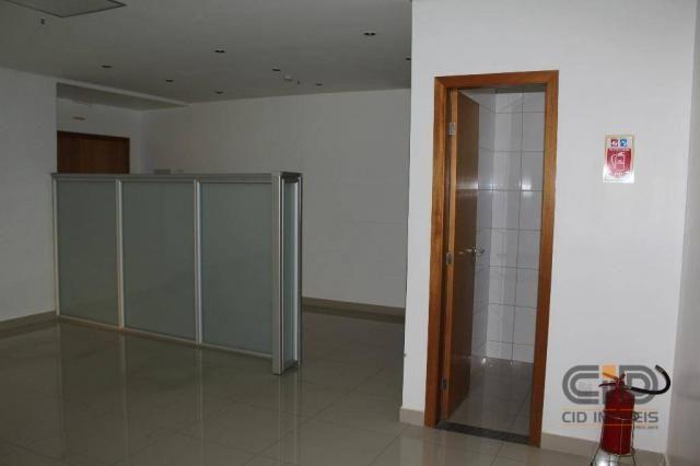 Sala para alugar, 120 m² por r$ 5.000,00/mês - jardim aclimação - cuiabá/mt - Foto 9