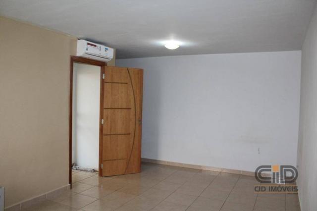 Apartamento duplex com 3 dormitórios para alugar, 108 m² por r$ 1.800/mês - goiabeiras - c - Foto 19