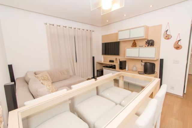 Apartamento à venda, vila clementino, 70,35m², 2 dormitórios, 1 vaga!