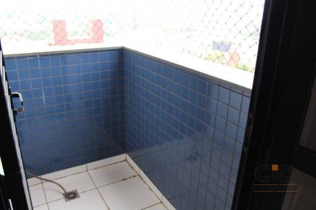 Apartamento com 3 dormitórios para alugar, 223 m² por r$ 3.500,00/mês - bosque da saúde -  - Foto 17