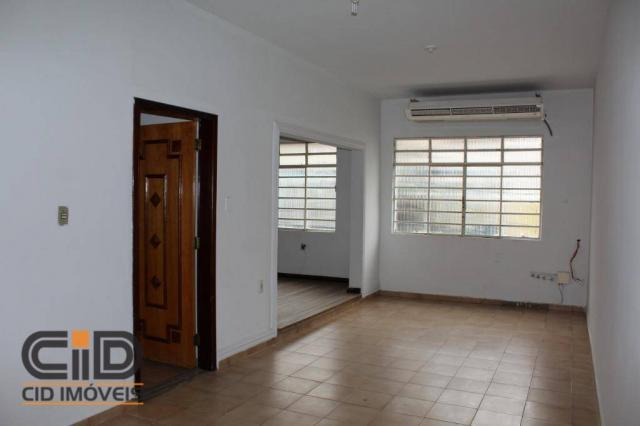 Prédio para alugar, 340 m² por r$ 3.000/mês - centro norte - cuiabá/mt - Foto 11