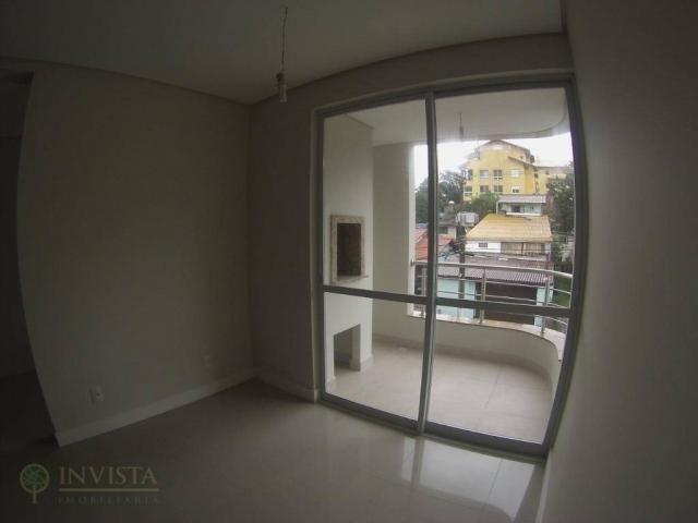 Apartamento novo 3 dormit 3 suítes sacada com churrasqueira - Foto 6