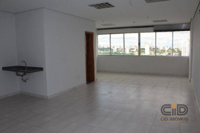 Sala para alugar, 53 m² por r$ 1.800,00/mês - santa rosa - cuiabá/mt - Foto 3
