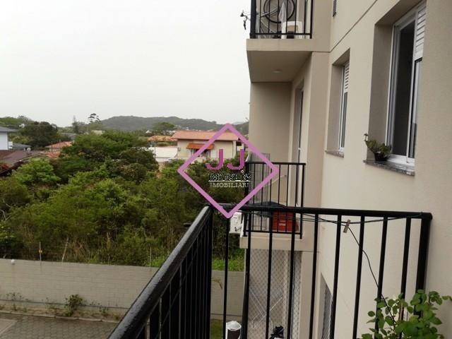 Apartamento à venda com 2 dormitórios em Vargem do bom jesus, Florianopolis cod:18119 - Foto 2