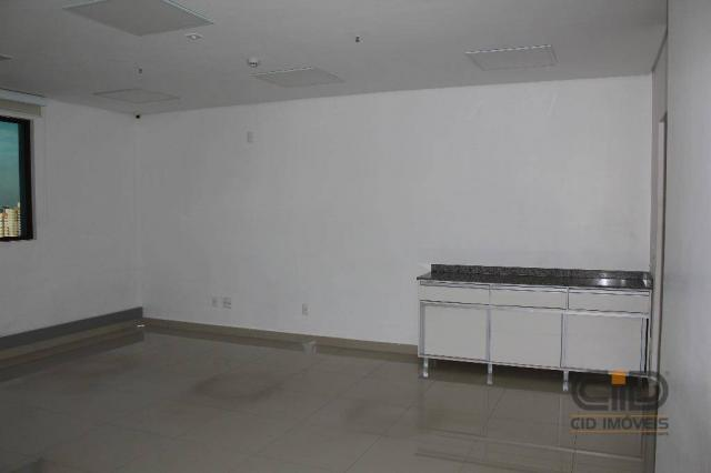 Sala para alugar, 120 m² por r$ 5.000,00/mês - jardim aclimação - cuiabá/mt - Foto 19