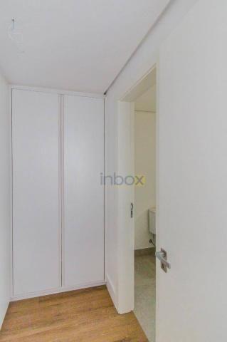 Lindo apartamento 3 suítes semi mobiliado com 116m privativos - Foto 20