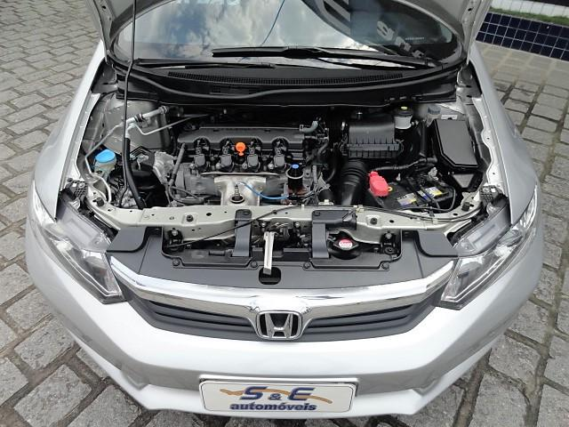 HONDA CIVIC 2012/2012 1.8 LXS 16V FLEX 4P MANUAL - Foto 3