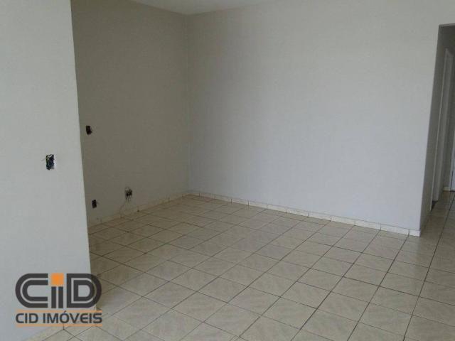 Apartamento com 3 dormitórios à locação , 103 m² por r$ 1.000/mês - bosque da saúde - cuia - Foto 3