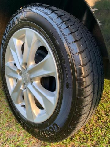 Honda Fit automático - Estado impecável - Foto 12