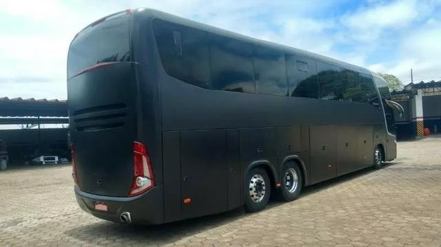 Ônibus Marcopolo L D G7 Leito Turismo Volvo - Foto 3