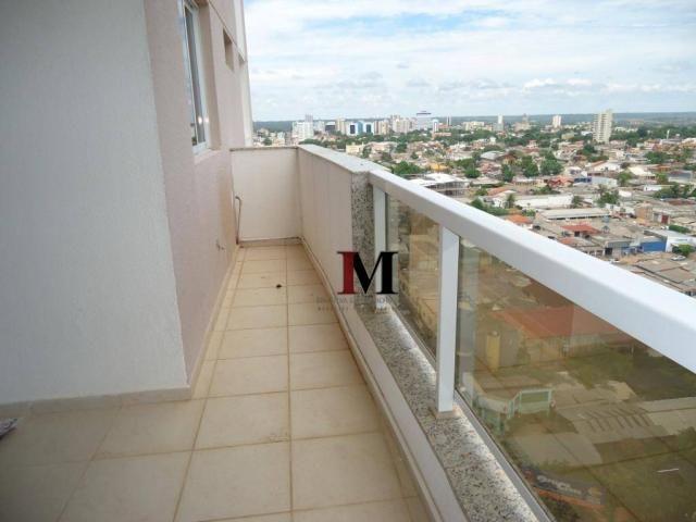Alugamos apartamento semi mobiliado com 3 quartos em excelente localização - Foto 18