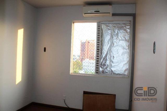 Apartamento com 3 dormitórios para alugar, 120 m² por r$ 1.900,00/mês - miguel sutil - cui - Foto 11