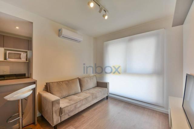 Apartamento 100% mobiliado no FWD, próximo a PUCRS - Foto 3