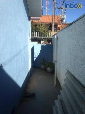 Inbox aluga:casa residencial de dois dormitórios, no jardim glória, bento gonçalves. - Foto 4
