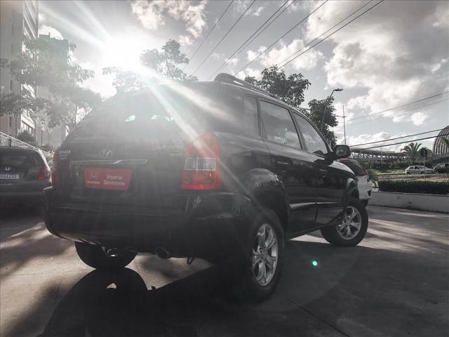 HYUNDAI TUCSON 2.0 MPFI GLS 16V 143CV 2WD FLEX 4P AUTOMÁTICO - Foto 8