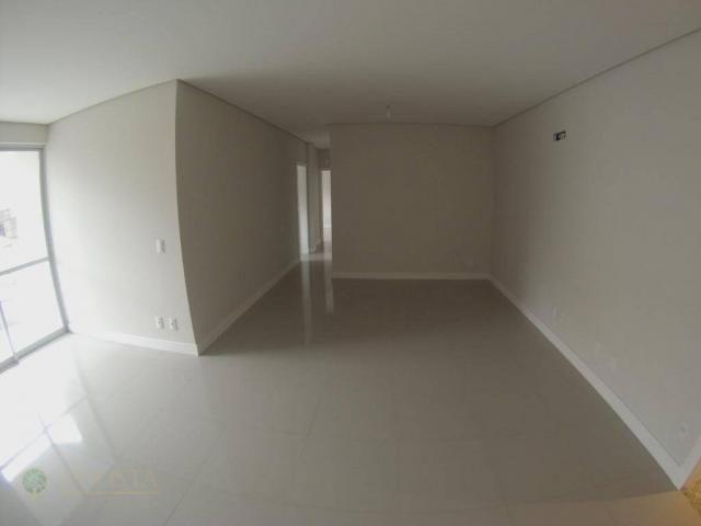 Apartamento novo 3 dormit 3 suítes sacada com churrasqueira - Foto 4
