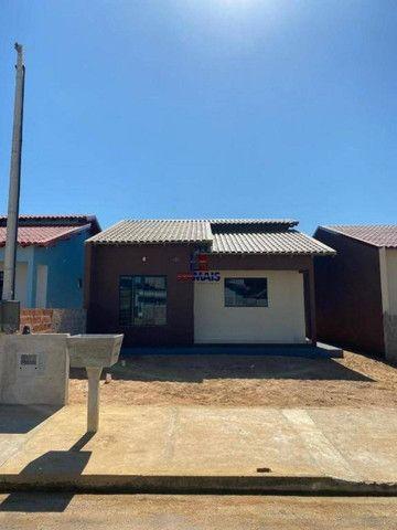 Casa à venda, por R$ 135.000 - Residencial Talismã - Ji-Paraná/RO