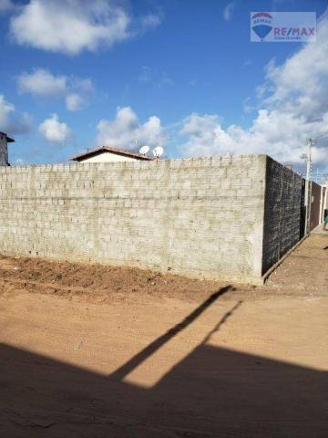 Terreno à venda, 280 m² por R$ 125.000 - Parque das Nações - Parnamirim/RN - Foto 3