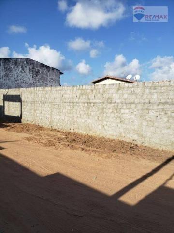 Terreno à venda, 280 m² por R$ 125.000 - Parque das Nações - Parnamirim/RN
