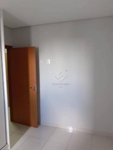 Apartamento no Edifício Cuiabá Central Parque com 3 dormitórios à venda, 107 m² por R$ 630 - Foto 20