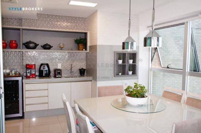 Apartamento com 3 dormitórios à venda, 194 m² por R$ 1.650.000,00 - Duque de Caxias II - C - Foto 9