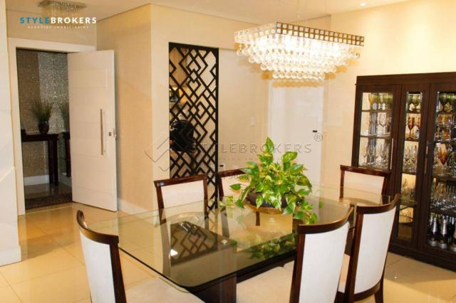 Apartamento com 3 dormitórios à venda, 194 m² por R$ 1.650.000,00 - Duque de Caxias II - C
