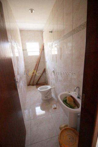 Casa à venda com 2 dormitórios em Jardim magalhães, Itanhaém cod:381 - Foto 6