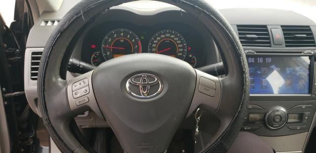 Toyota corolla xei 1.8 flex 2009 Bem Conservado, todo revisado, pneus novos. Somente Venda - Foto 7