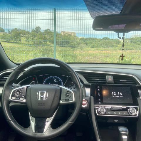 Honda Civic 1.5 Touring Automático Flex - 2017 - Foto 7