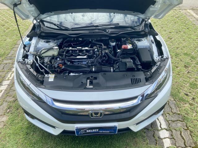 Honda Civic 1.5 Touring Automático Flex - 2017 - Foto 10