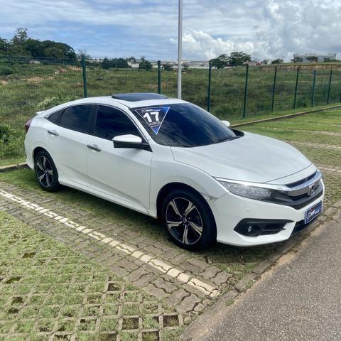 Honda Civic 1.5 Touring Automático Flex - 2017 - Foto 2