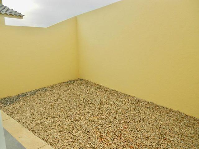 Casa Plana Nascente com 98 m² e 3 Suítes na Messejana - Foto 11
