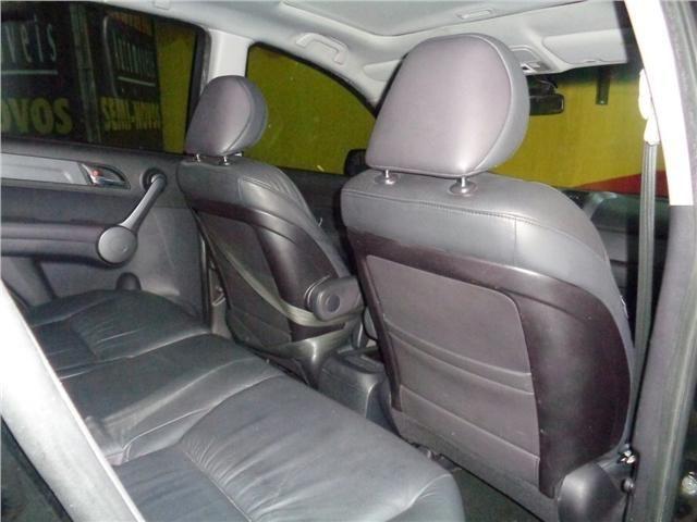 Honda Crv 2.0 exl 4x4 16v gasolina 4p automático - Foto 10