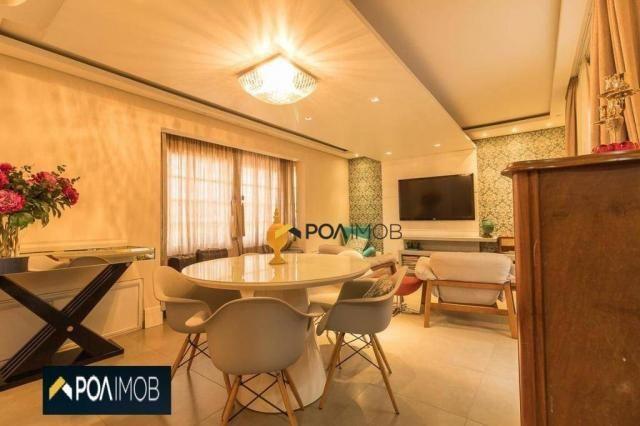 Casa com 3 dormitórios para alugar, 256 m² por R$ 3.000,00/mês - Vila Jardim - Porto Alegr - Foto 3
