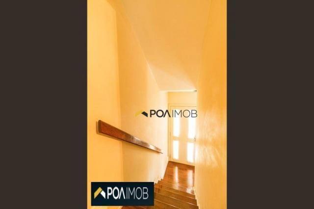 Casa com 3 dormitórios para alugar, 256 m² por R$ 3.000,00/mês - Vila Jardim - Porto Alegr - Foto 18