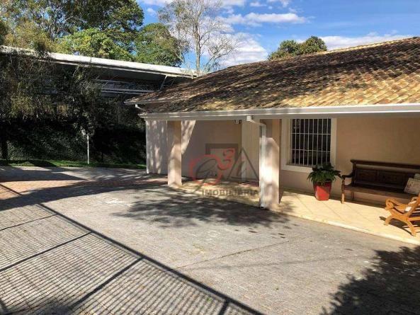 Casa com 5 dormitórios para alugar, 243 m² - Vila Santo Antônio - Cotia/SP - Foto 5