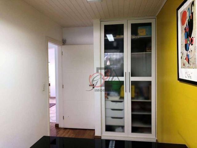 Casa com 5 dormitórios para alugar, 243 m² - Vila Santo Antônio - Cotia/SP - Foto 19