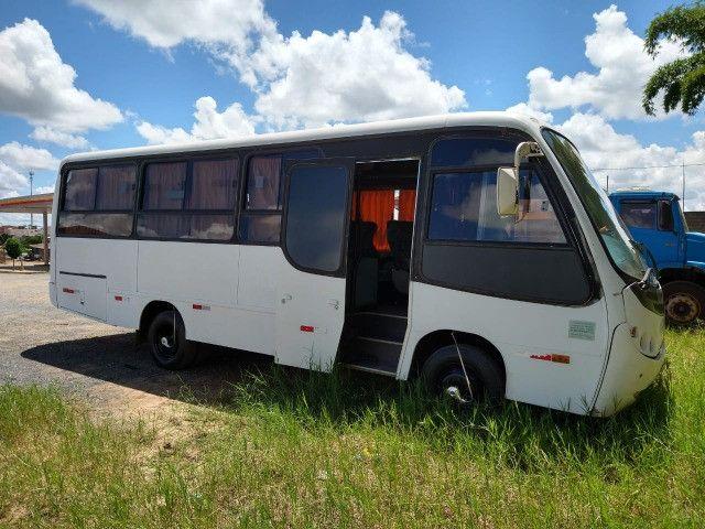 Micro ônibus VW Busscar Micruss - Foto 5