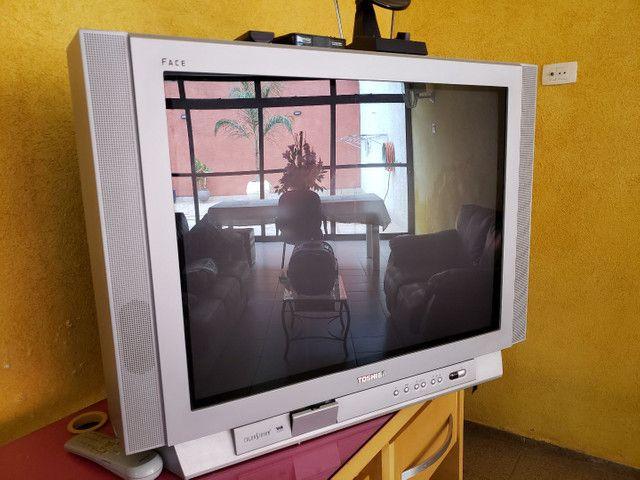 VENDO TV TOSHIBA  34 POLEGADAS DE TUBO