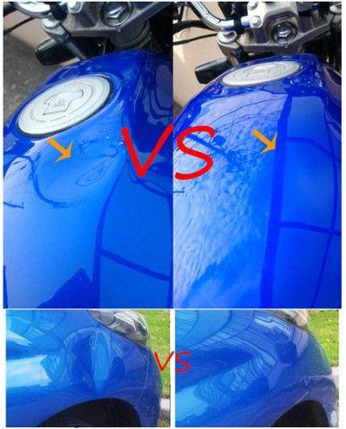 Ferramenta Puxador Retira Amassado Dano da Lataria Carro Moto entre outros - Foto 4